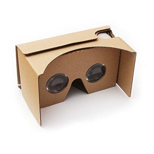 Google Cardboard 2.0 Virtual Reality-bril